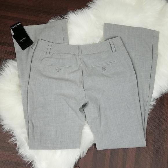 edfa60d532 Daisy Fuentes Pants | Nwt Gorgeous Light Gray Dress | Poshmark